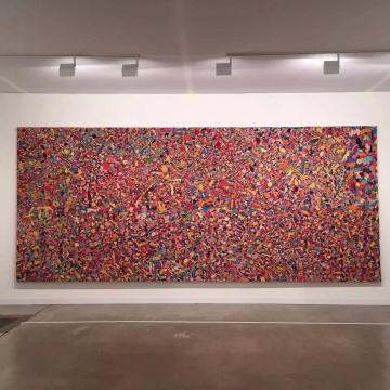 在佛罗伦萨、米兰、巴黎和伦敦都拥有空间的Tornabuoni画廊