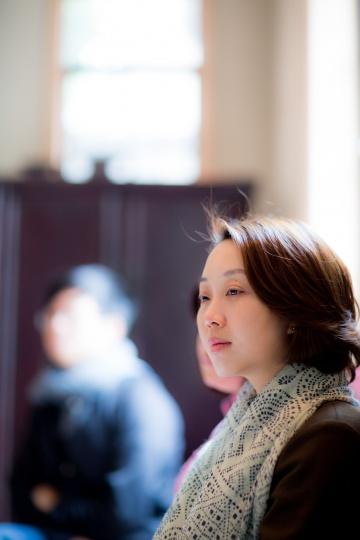 苏州博物馆展览设计部主任杨艺