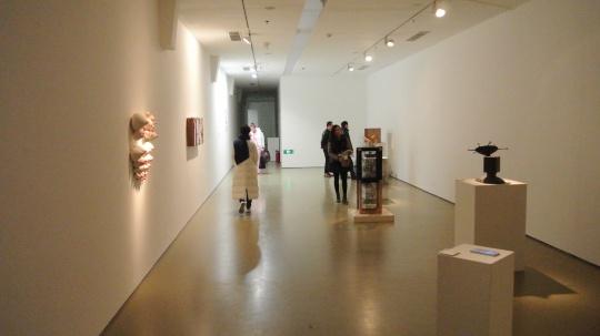 四楼装置艺术展厅