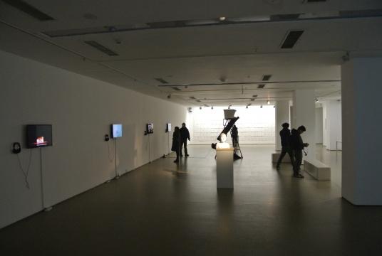 4层影像展区