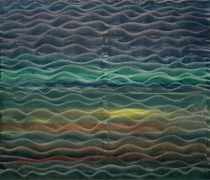 陶发  《我们》  120x140cm 布面油画2015
