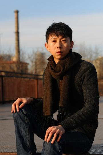 艺术家陶辉