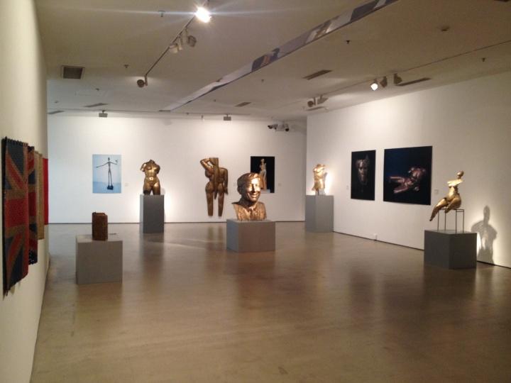 吴少湘雕塑艺术三十年在今日美术馆呈现