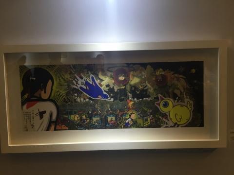 卜桦 《公元3012》130×60cm 收藏级艺术纸 2014