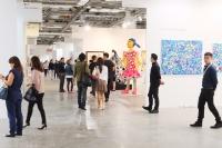新加坡  2016的第一次艺博会旅行,薛松,吴放,赵 仁辉,达明·赫斯特,荒木 经惟,弥生,董 重,郑路,草间弥生,刘益谦