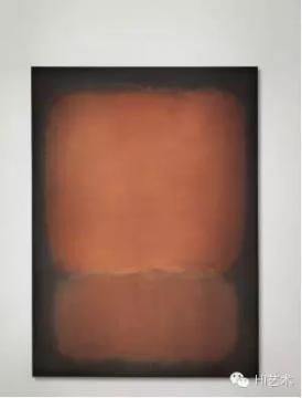马克 ·罗斯科 《No.10》 239.4 ×175.9cm 油画 1958  成交价:$81,925,000