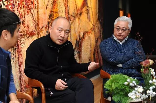 尹朝阳认为传统从来没有死去,但是如果你不去发现,也就从来没有活过