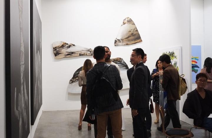 新加坡  2016的第一次艺博会旅行