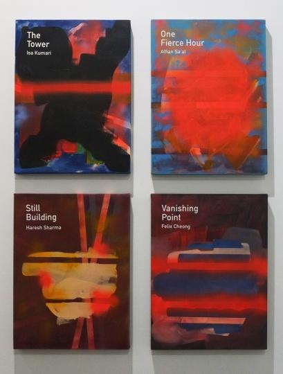 张奕满(Heman Chong)作品,生活在新加坡的艺术家、策展人和作家