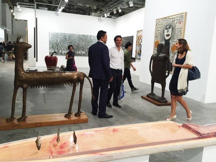 拥有近20年历史的新加坡本土画廊Gajah Gallery,不失为了解新加坡艺术的窗口