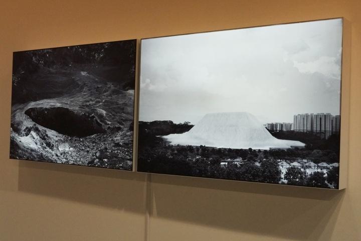 香格纳代理的新加坡艺术家赵仁辉作品,1月22日,薛松个展同期在香格纳新加坡空间举办