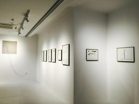 韩家泉作品纸张系列