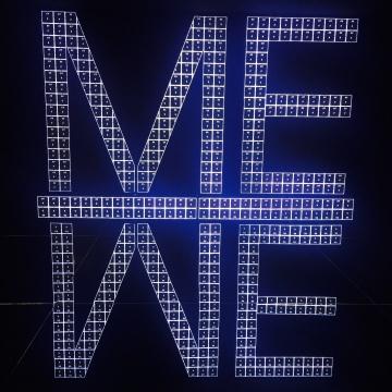 李明2015年作品《MEIWE》