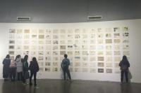 """关于当代艺术实践""""离岸""""的探讨  """"丝路国际""""在南艺美术馆开幕"""