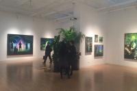 Hi艺术中心2016首展 走近三种年轻视野下的世界,崔君,狄青,莫 頔