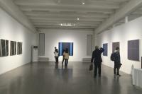 迷恋抽象与几何中的情感诉说 亚洲艺术中心双个展开幕,苏艺,唐明伟