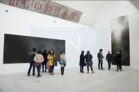 朱建忠个展东京画廊开幕 视觉化中国白,朱建忠