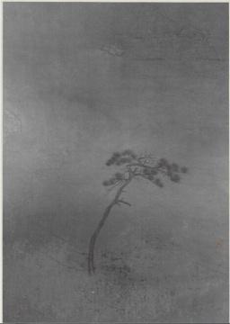 《清尘》纸本水墨 145x177cm2015
