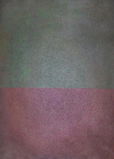 王光乐《水磨石2007.12.27》 180 x 130cm 布面油画 2007 北京保利2015春拍
