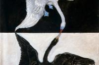 """伦敦蛇形画廊展出""""绘所未见""""  抽象艺术先驱作品首次真正公开"""