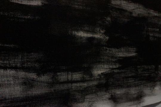 《当场击毙》(局部) 布面丙烯 187×230cm 2015