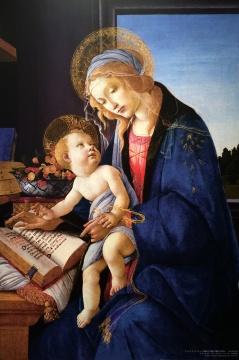 《圣母与圣婴》