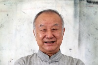 刘国松 倔强的水墨斗士