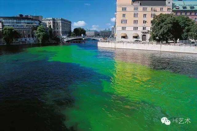 绿色的河流 1998
