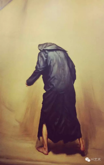 Borremans《The Shaker》 300X200X4.5cm  2016