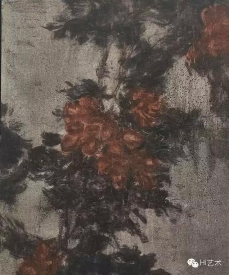 autumn equinox wangyabin 2015 50x60cm