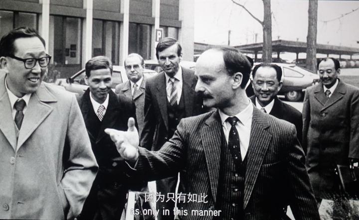 乌利·希克 致我在中国的那些日子