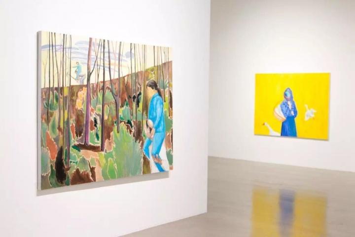 """3月下旬,广州维他命空间迎来艺术家段建宇的最新个展""""杀杀杀马特"""""""