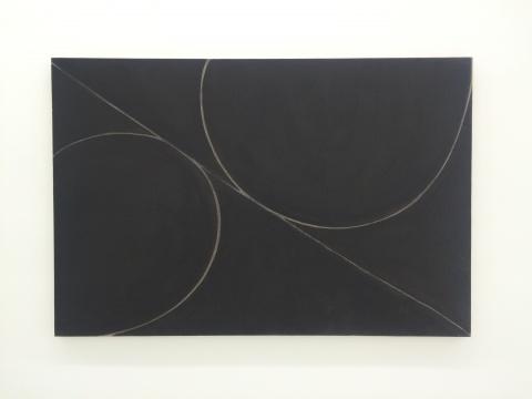 王剑作品 《无题之二》120 × 180cm布面丙烯 2015