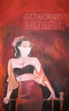 理查德·普林斯的《Runaway Nurse》,前泽友作以968.5万美金购得(©2016纽约佳士得)