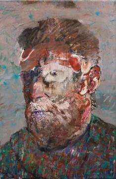 亚德里安·格尼《文森特·梵高的自画像》,前泽友作以259万美元购于纽约苏富比(©2016纽约苏富比)
