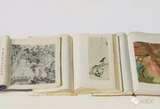 Lot177 陈丹青 《三树图》 76×101cm 布面油画 1999  估价:110万-150万元(©当代)
