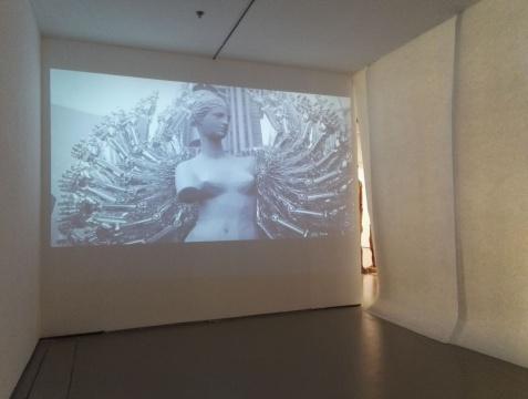 田晓磊《诗歌》视频截取  7'16'' 影像视频 2014