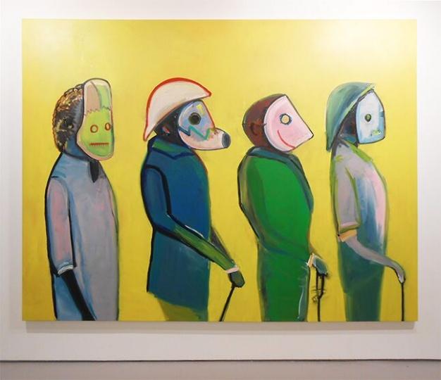Carla Busutti《Four》