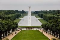 埃利亚松大型装置项目历经曲折终亮相凡尔赛宫