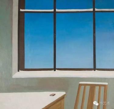 赵刚 《无题》 123×118cm 布面油画 1981 成交价:36.8万元