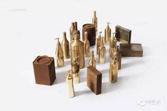 郑国谷 《公元两千年,再续两千年》 尺寸不一 实心铜、铁 1999-2016 成交价:46万元