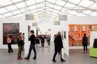 吸引大牌中国藏家的纽约弗里兹 仅有五家国内画廊参展