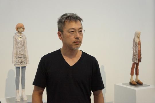 艺术家北川宏人