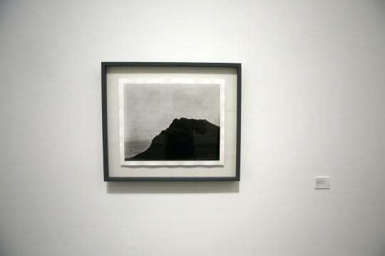 蒋鹏奕 《无题(冰岛)》 39×59.5cm 摄影 2014
