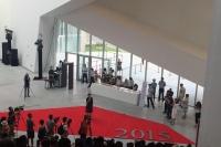 2015中国当代艺术年鉴展在北京民生现代美术馆开幕 学术与狂欢的开馆一周年庆典