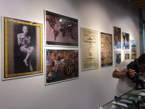 集艺术家及策展人之力,此次展览的所有文献资料才得以成型
