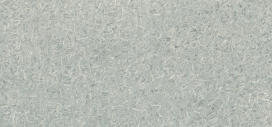 """第二届""""新绎之星""""青年艺术家郝世明在其作品《千字文》中,用传统的笔法元素重构了汉字"""