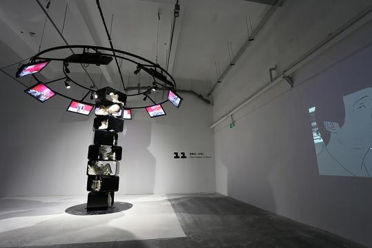 """""""影舞之眼·视域之外:第二届深圳独立动画双年展""""现场"""