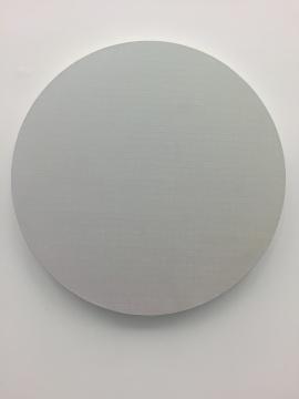 张雪瑞 《1256-3》 直径100cm 布面油画 2011