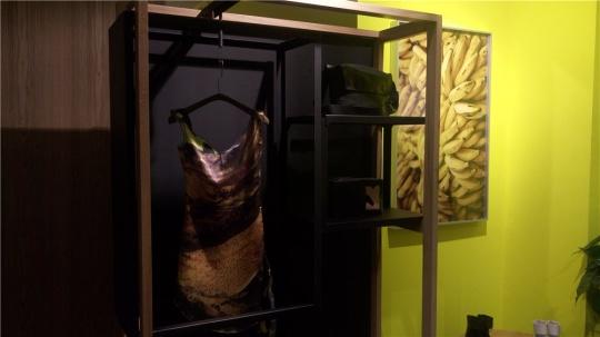 """以""""香蕉""""主题的服饰产品"""
